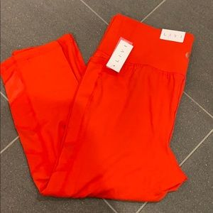 Lane Bryant livi active Capri leggings. Size 14/16